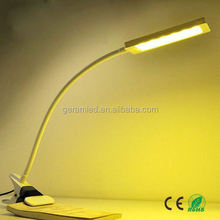 Desk Light, White Reading Lamp, Light Table