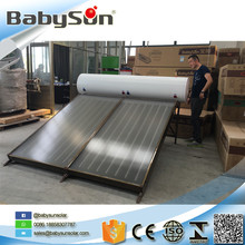 Flat Panel Compact Pressurized Solar Water Heating Collector
