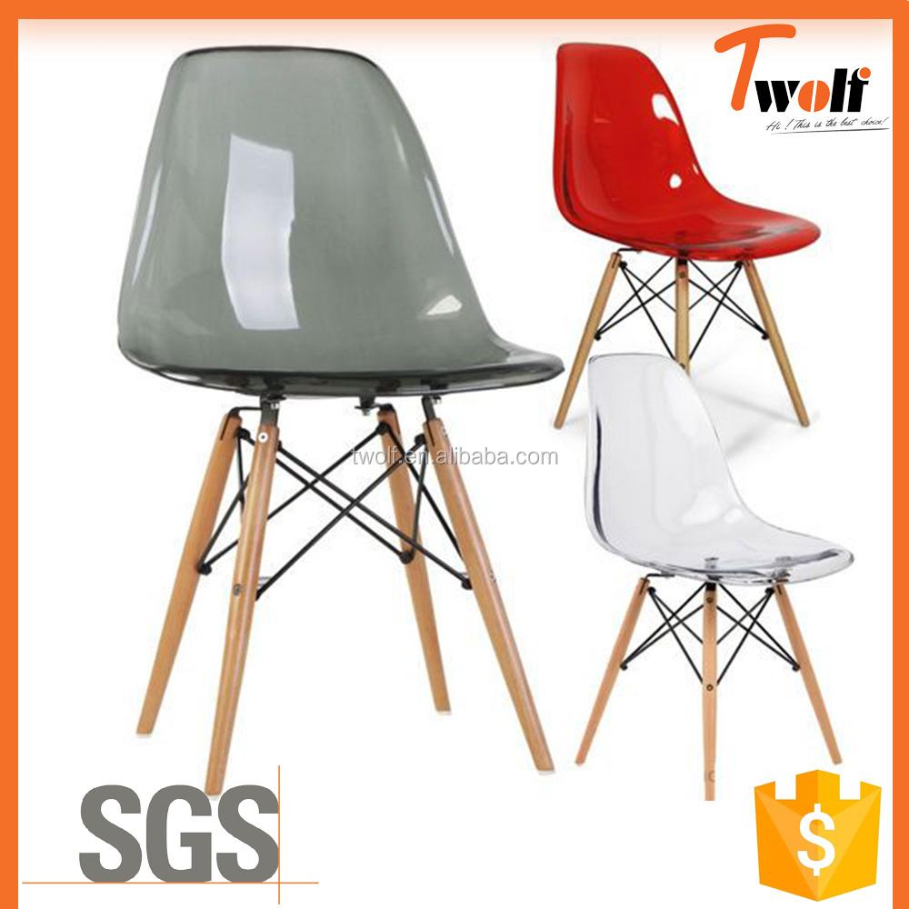 Sedia Schienale Trasparente Bi Infiniti Design : Sedie plastica trasparenti good zebra antishock sedia in