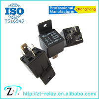 ZT 12v 24v 4pin 5pin 80a 100a PCB auto relay toyota starter relay