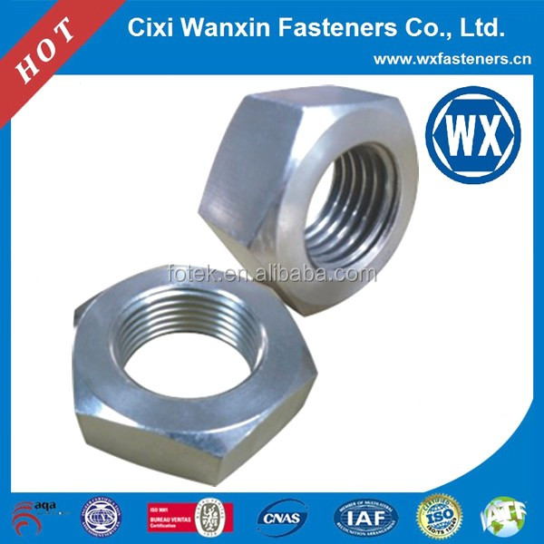 Factory wholesale Stainless steel wood insert nut