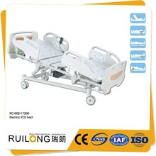 RC-002-17300 Hospital Roll Away Beds high back designer double hospital bed