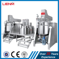 GMP Lift-type Vacuum Emulsifying Cream Mixer Machine With Homogenizing