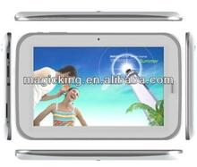7 inch tablets pc android 4.2.2 a70x android cortex a7 dual core mtk6572