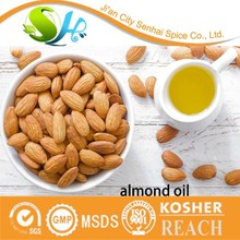 High quality pure sweet almond oil skin