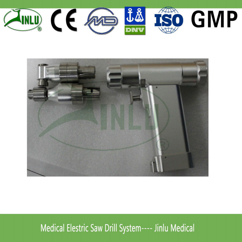 Surgical micro bone drill orthopedic electric saw drill
