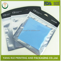 Hot New Products For 2015 Flexible Packaging Clear Zipper Bag