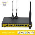 VPN router 3g 4g wireless to build private VPN tunnel to connect main office and branch offices j