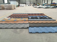 stone coated metal roo tile photovlataic galvanized iron sheet roof tile metal roof colorful from china