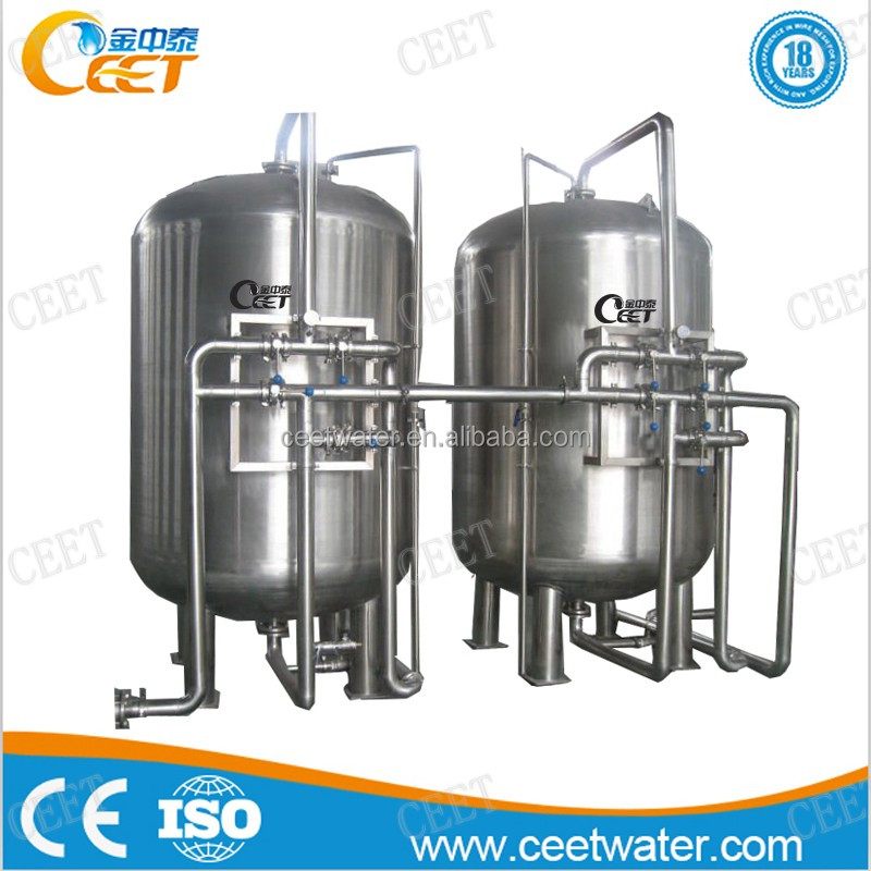 Stailess steel water filters activated carbon making machines