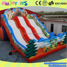 hight quality products commercial cheap giant inflatable water slide for adult