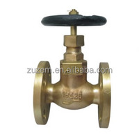 5K 16K bronze screw down check globe valves marine valves