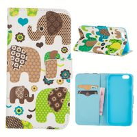 Hot Folio Cover Leather Case For Lenovo A3000 Free Samples