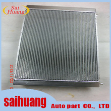 High performance aluminum radiators assembly for truck 16400-28381