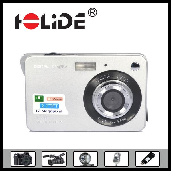 cheap portable TFT display mini camera extreme sports digital camera