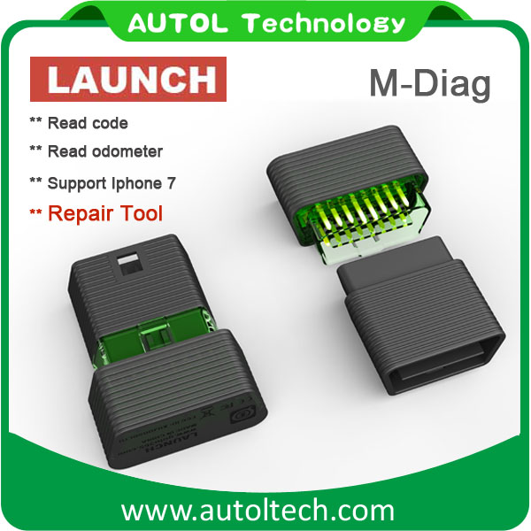 LAUNCH new obdii diagnostic tool for Smart phone bluetooth supported your best partner of car repair