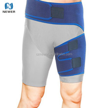 Comfortable Anti-slip Strips Adjustable Neoprene Thigh Support