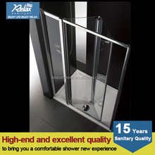 high quality glass partition shower room China made