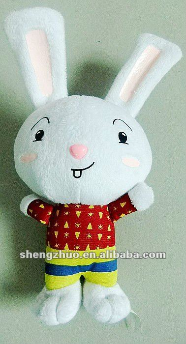 Cute Stuffed and Plush Toy Rabbit, easter bunny
