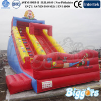 Factory Price New Design Inflatable Slide Clown