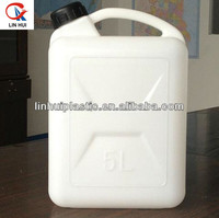 5L small HDPE plastic fuel jerry can for sale