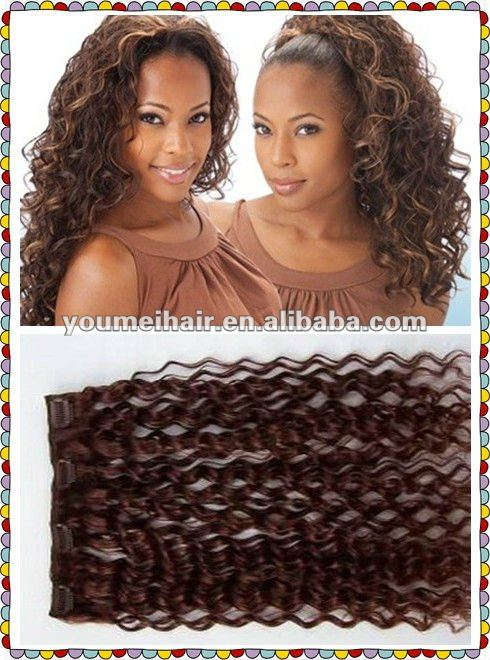 2013 increasing market on clip in hair extensions for black women