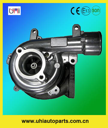 1KD-FTV <strong>Engine</strong> CT20V turbo turbocharger 1720130110 with solenoid valve for Toyota Land Cruiser