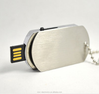 Promotional gift item customized logo printing 2GB dog tag shaped usb flash pen drive