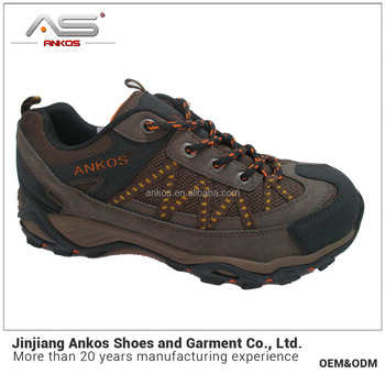 2013 newest fashion and popular Jinjiang men hiking shoes