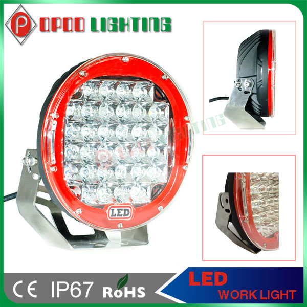 led fog driving lights, Waterproof IP68 9 inch 96w led fog driving lights