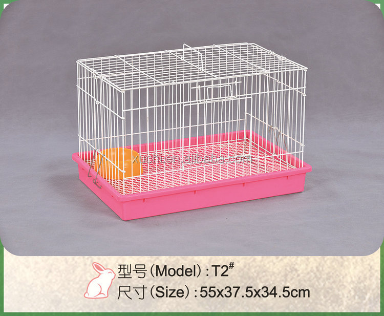cheap rabbit cage folding wire mesh cage for rabbit
