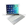 360 Degree Rotation Stand Bluetooth 3.0 Wireless Keyboard for iPad Air 2