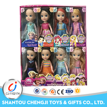 China manufacture cute funny little best candy doll models