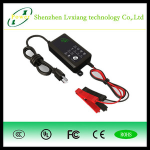 Hot Sale 12v 120ah Lead acid Battery Car Charger with CE&ROHS
