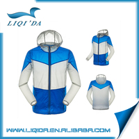 Running cycling windbreaker uv protect polyester light weight jackets