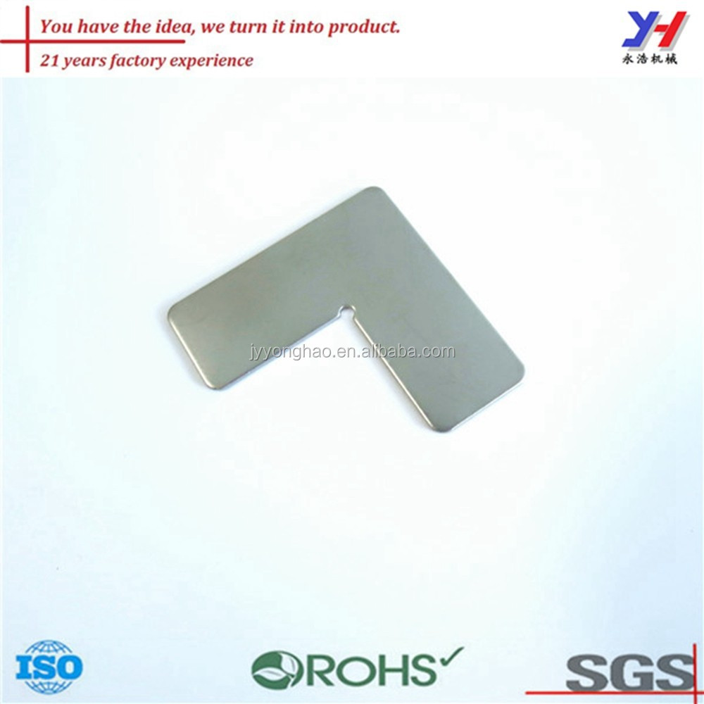 OEM ODM customized metal table precision edge banding portable