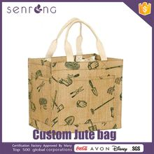 Jute Jumbo Bag Fancy Jute Wine Bags