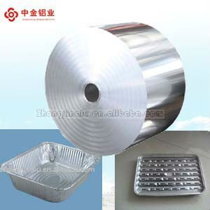 Baking Aluminum Container For Food(Aluminium Foil Roll)