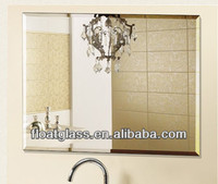 decorative wash basin silver mirror for exporting manufacturer