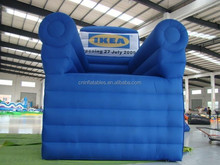 Custom High Quality Factory Giant Inflatable Chair / Inflatable Sofa