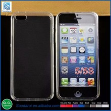 For iPhone 5 ultrathin soft jelly TPU cheap best sell cover case