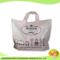 China Wholesale Promal Logo Printed China Jute Plastic Bags For Coffee Packaging Shopping Bagotion