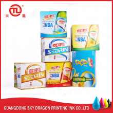 TL Series Economic Water-Based Printing Ink