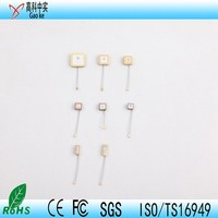 Small Size cell phone internal gps antenna with high gain