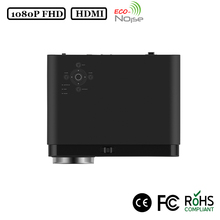Low price /cost full hd projector 1080p native resolution for Bar