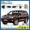 360 degree 4 car cameras dvr system for toyota land cruiser accessories