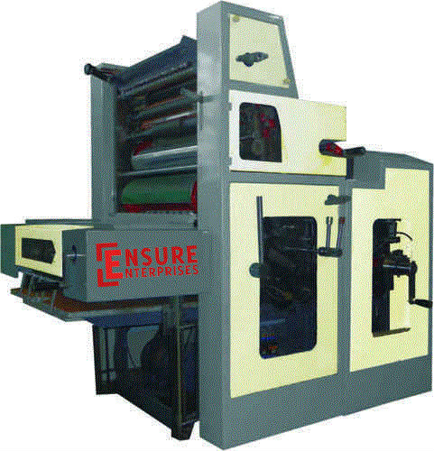 Manufacturer Double Color Offset Printing Press