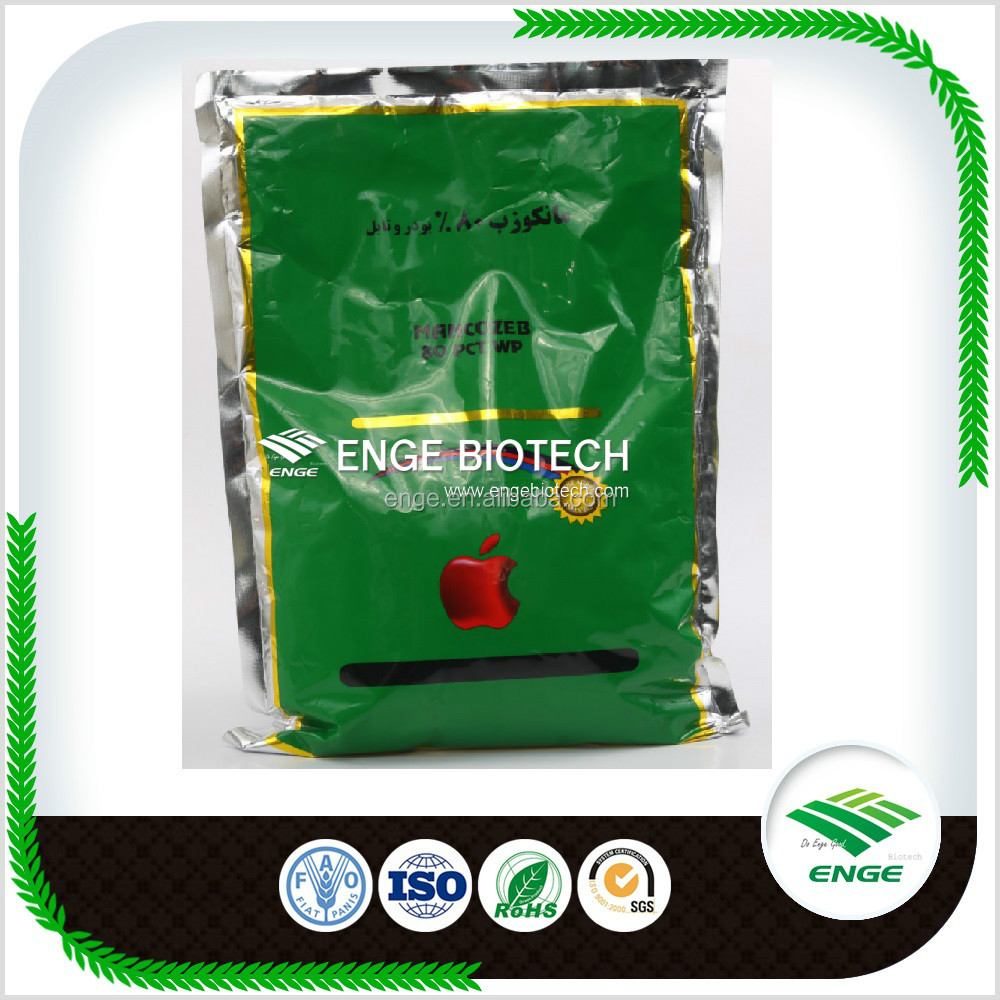 Mancozeb 80 WP is also used for seed treatment of potatoes, corn, peanuts, tomatoes and cotton