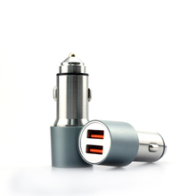 car charger led light usb power adapter, quick charge 3.0 car charger with usb