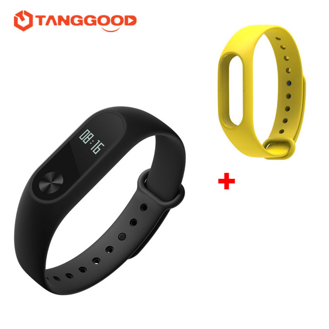 Original Xiaomi Mi Band 2 Heart Rate Monitor Pulse Smart Sport Fitness Bracelet Miband 2 Pedometer Tracker Wristbands miband2